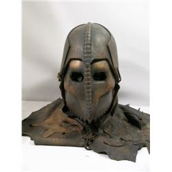Immortals Heraklion Soldier Mask Movie Props