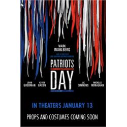 Patriots Day Mystery Prop