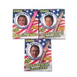 Presidential Bubble Gum Cigars