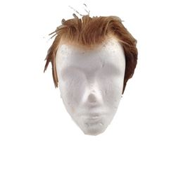 Resident Evil 6 Dr. Isaacs (Iain Glen) Hero Wig Movie Props
