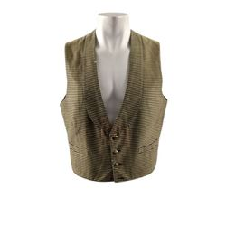 Doctor Doolittle Archer Doolittle (Ossie Davis) Vest Movie Costumes