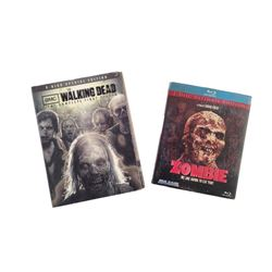 The Walking Dead/Zombie DVD's