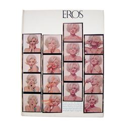 Eros Magazine Marilyn Monroe - Bert Stern Photo Issue #3 1962