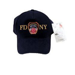 NYC Fire Department Orig. Baseball Cap
