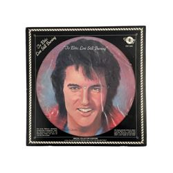 Elvis Presley Memorial Picturedisc