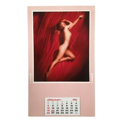 Marilyn Monroe 30th Anniv 1992 New Wrinkle Calendar