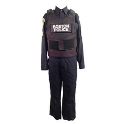 Patriots Day Tommy Saunders (Mark Wahlberg) Hero Movie Costumes