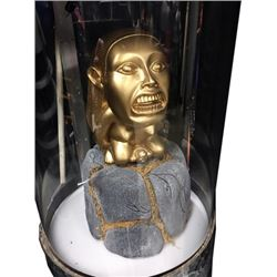 Raiders of the Lost Ark Fertility Idol Replica Display