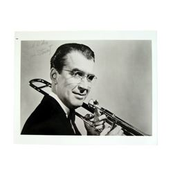 James Stewart Signed Photo