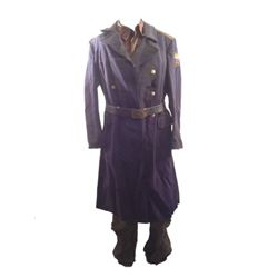 Resident Evil 5 St Russian Rocket (Simon Nortwood) Movie Costumes