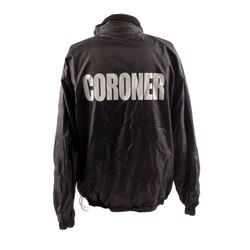 Don't Breathe Coroner (Jimmie Chiappelli) Movie Costumes