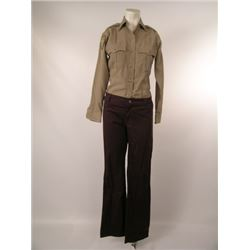 The Last Stand Sarah Torrance (Jaimie Alexander) Movie Costumes