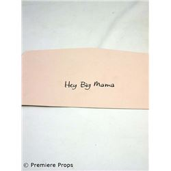 PS I Love You Holly (Hilary Swank) Screen Used Letter Movie Props