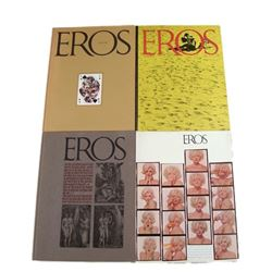 Marilyn Monroe Eros Set Vol. #1-4 1962