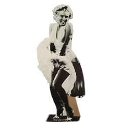 "Marilyn Monroe ""Some Like it Hot"" Original 18"" Die Cut Store Display"