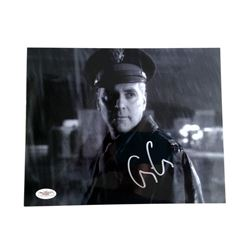 George Clooney Autographed Photo