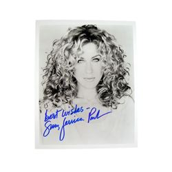 Sarah Jessica Parker Autographed Photograph Movie Collectibles