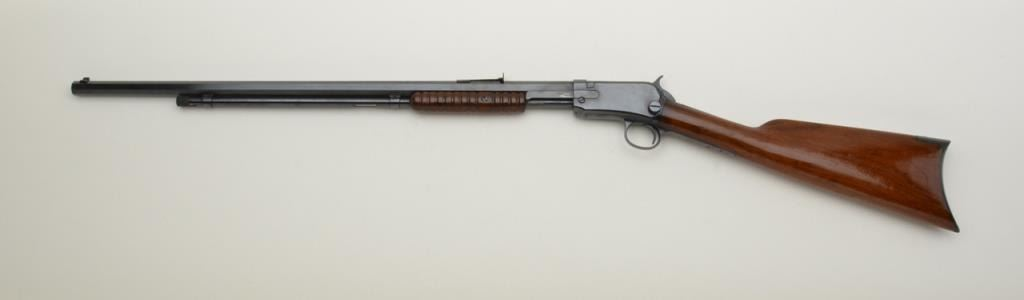 Winchester Model 90 Pump Action Rifle, .22 Short Cal., 23