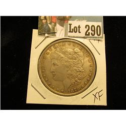 1879 Morgan Dollar, XF CDN Grey Sheet bid $27.00