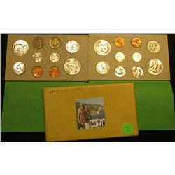 1958 U.S. Mint original Mint Set of Coins.