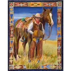 """Sweetgrass and Sage"" by Nancy Dunlop Cawdrey"