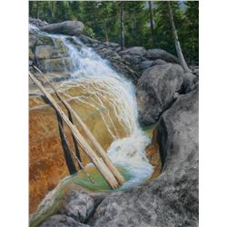 """Flowing Waters"" by Janet Sullivan"