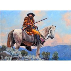 """High Country Wanderer"" by John C Gawne"