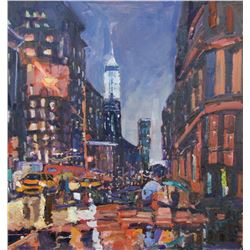 """57th and Madison"" by Dawn Normali"