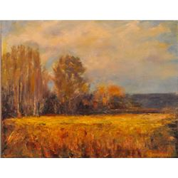 """Ousel Falls Meadow"" by Robert Tompkins"