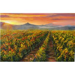 """California Sunset"" by Katherine McNeill"