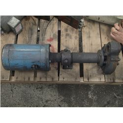 Graymills 3/4 HP Motor with Pump