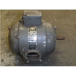 Reuland Electric 2-Speed Motor, Type:MML