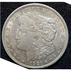 1921 - Morgan - Silver Dollar