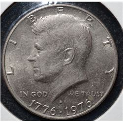 1976-50 cent - Kennedy Half Dollar