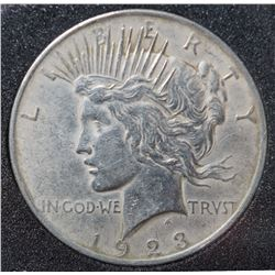 1923- US - Liberty Silver Dollar