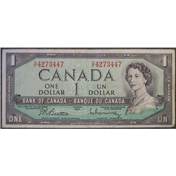 Lot of 9 - 1954 - BC-37b-i & BC-37c - 1 - Dollar Banknotes