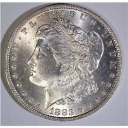 1883-O MORGAN DOLLAR GEM BU