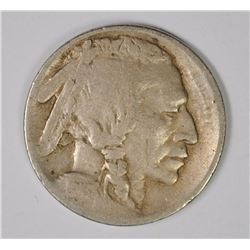 1913-S T-2 BUFFALO NICKEL VG+ KEY