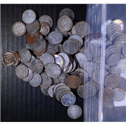 500 - 1943 STEEL CENTS