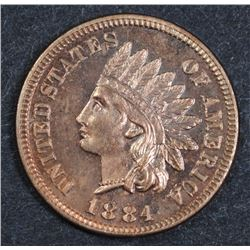 1884 INDIAN HEAD CENT CH PROOF