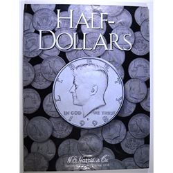 KENNEDY HALF DOLLAR COLLECTION: PROOFS--1971-S, 1972-S, 1974-S, 2- 1976-S,