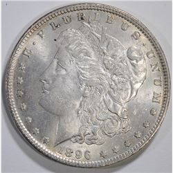 1896 MORGAN DOLLAR CH/GEM BU