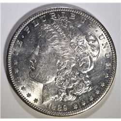 1889-S MORGAN SILVER DOLLAR  CHOICE BU  KEY DATE