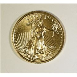 2016 1/10th OUNCE FINE GOLD, AMERICAN GOLD EAGLE