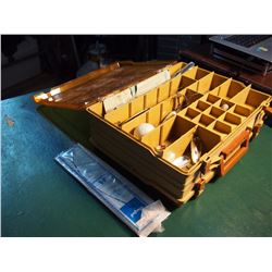 Fishing Tackle Box W/ Contents