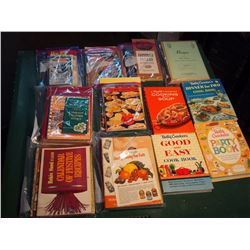 Lot Of Books (Lots Of Cooking)