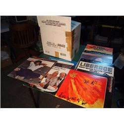 Lot Of Approximately 65 Lp Records