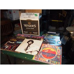Lot Of Approximately 60 Lp Records