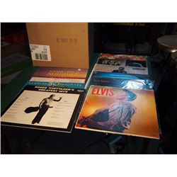 Lot Of Approximately 70 Lp Records