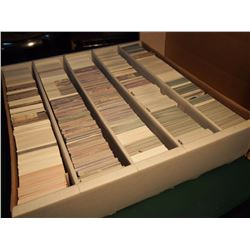Lot Of Approximately 5000 Hockey Cards
